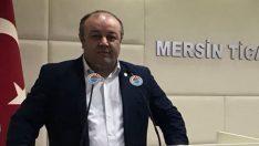 Çukurova PERDER Başkanlığına  Faysal Tatlı seçildi