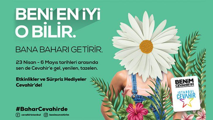 Bahar İstanbul Cevahir'de