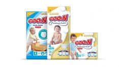 Japon Teknolojisi ile Üretilen Goo.N Bebek Bezi Türkiye'de