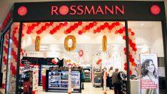 Rossmann, 27 Nisan Cuma günü Konya M1 AVM'de açılıyor