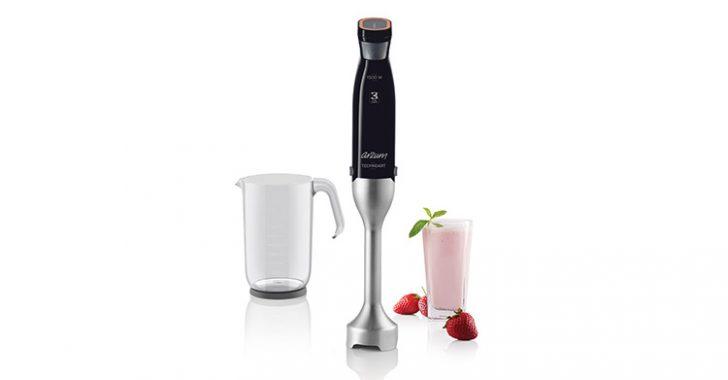 """Arzum, Technoart El Blender'ı ile  """"Mutfakta Hiçbir Şey Güç Değil"""""""