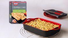 Dr. Oetker'den bir yenilik daha: Crumble Cake