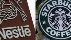 Nestle Starbucks'la 7,1 milyar dolarlık anlaşma yaptı