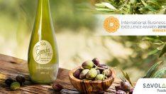 Savola Gıda, International Business Excellence Awards tarafından ödüle layık görüldü