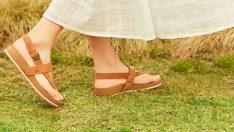Yaz aylarında rahat şıklık için: Timberland