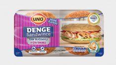 Bu yazı dengede geçirmek isteyenlere yeni lezzet; Uno Denge Sandwince Tam Buğdaylı ve Çiya Tohumlu