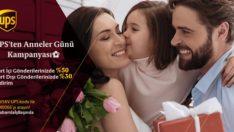 UPS, Anneler Günü heyecanına ortak oluyor