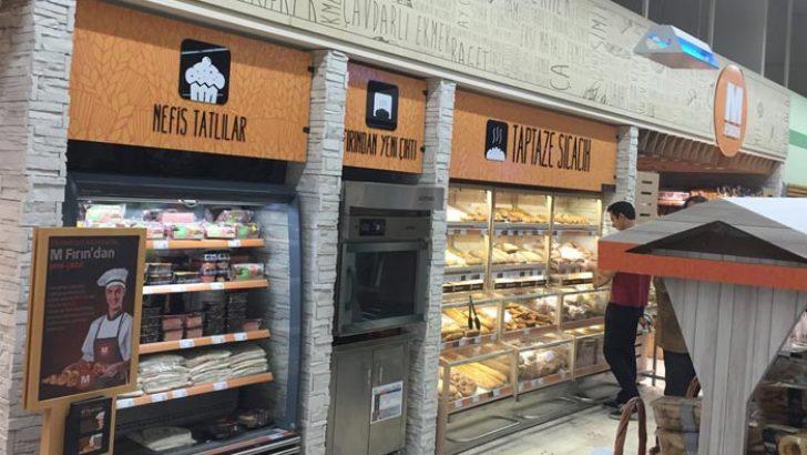 Asırlık  Maya Migros'la Sofralara Ekmek Oluyor!