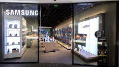 Samsung Yeni Deneyim Mağazasını Kanyon AVM'de Açtı
