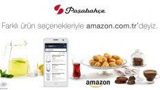 Paşabahçe ürünleri Amazon Türkiye'de satışta