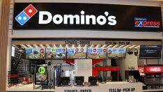 Domino's Pizza yeni AVM konsepti ile bu kez Tepe Nautilus'da