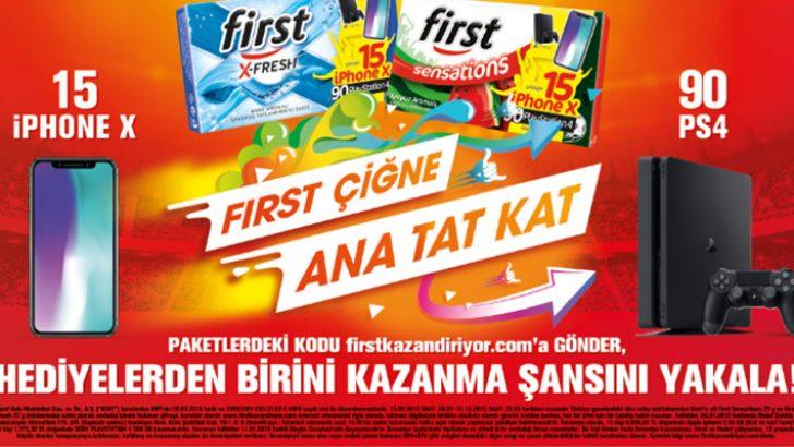 First Çiğne Ana Tat Kat!