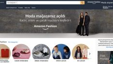 Amazon Fashion artık Türkiye'de
