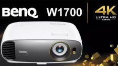 BenQ 4K Projektörler Asya Pasifik, Orta Doğu ve Afrika'da  3 çeyrek üst üste 1. sırada yer aldı