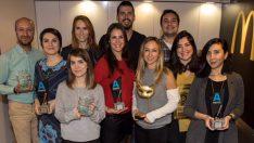McDonald's Türkiye'ye 2018'de 18 ödül