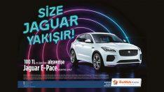 Göz kamaştıran 1 tane Jaguar E-Pace sahibini bekliyor