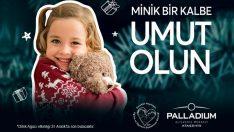 Palladium Ataşehir'den yardım projesine destek