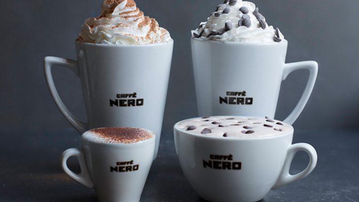 Caffé Nero'dan kış aylarına yönelik yoğun, leziz ve kusursuz tatlar