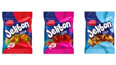 Jelibon'un dünyası artık daha da renkli