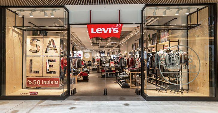Levi's, şimdi Zorlu Center'da