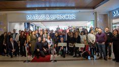 Marks & Spencer Nişantaşı City's Avm'de Açıldı