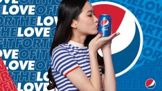 "Sevdiğiniz her şey Pepsi ile ""For The Love Of It"" platformunda"