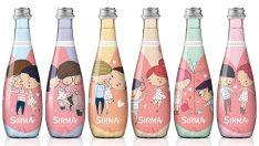 Sırma, Sevgililer Günü'nü özel şişeleriyle kutluyor