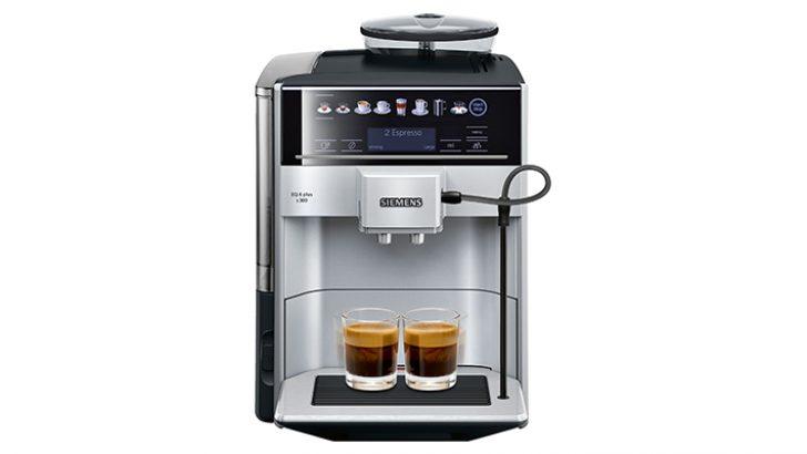 Siemens ile Aşk Dolu Kahve Keyfi