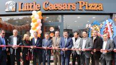 Little Caesars, Samsun'daki ilk şubesini törenle açtı