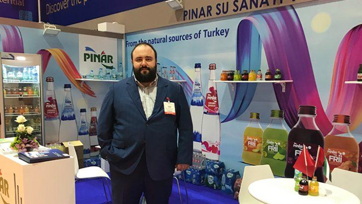 Pınar Su, ihracat ile büyümeyi hedefliyor