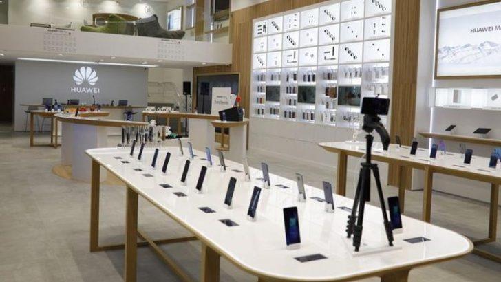 Huawei Deneyim Mağazası İstinyePark'ta açıldı