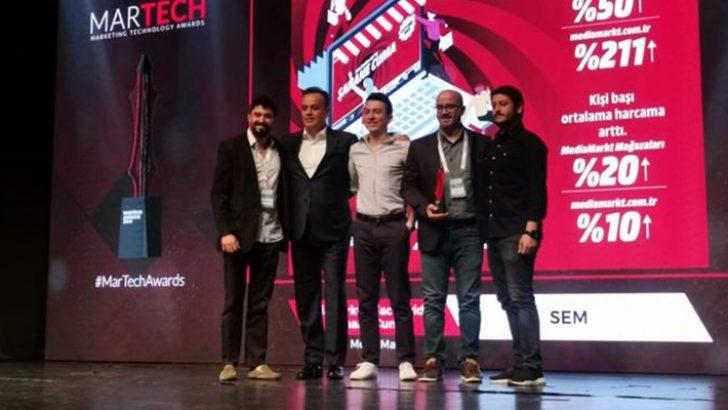 MediaMarkt Türkiye ödüllere doymuyor