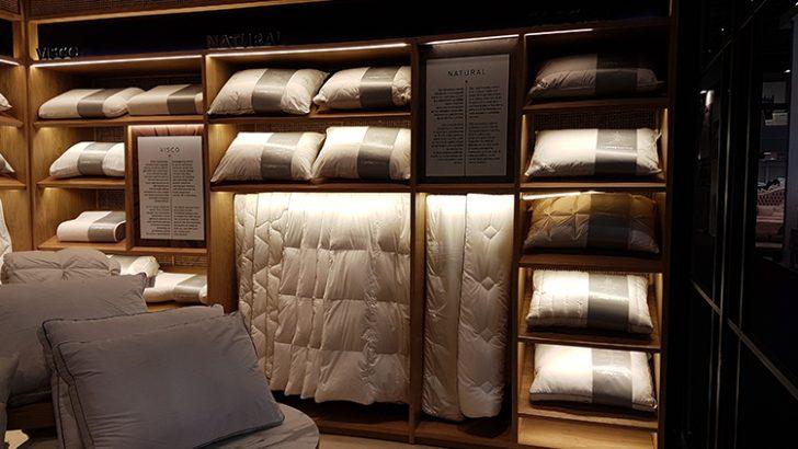 Yataş Bedding Çeyiz Ürünlerini İlk Kez EVTEKS Fuarı'nda Tanıttı