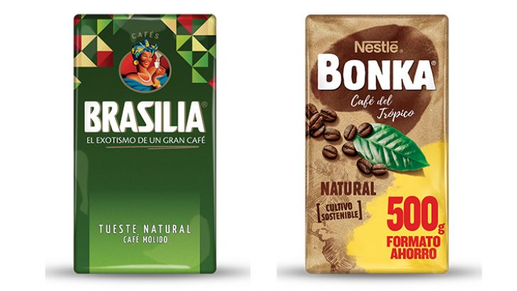 Yeni Nestlé Bonka ve Brasilia ilk kez Coffex İstanbul Fuarı'nda tanıtıldı