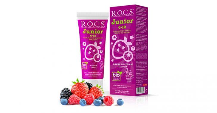 Bayramda Çocuklar Şeker Yiyor Dişlerini ROCS Koruyor