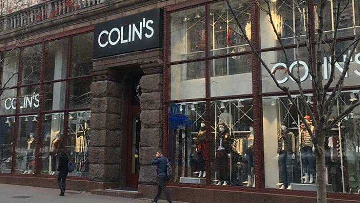 Rusya'nın en popüler hazır giyim markası: Colins