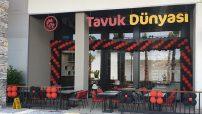 Tavuk Dünyası, Bodrum'daki 2. restoranını Midtown AVM'de açtı