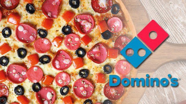 Domino's Süperos'la aile boyu pizza keyfi