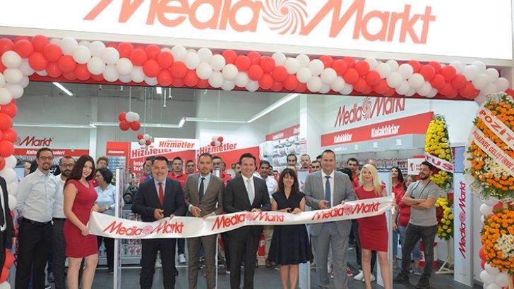 MediaMarkt, Türkiye'deki 74'üncü mağazasının açtı