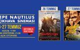 Sinemaseverler Tepe Nautilus Açıkhava Sinema Günleri'nde Buluşuyor