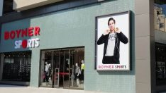 Alanya'ya ikinci Boyner mağazası