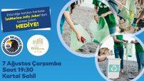 İstMarina AVM, sahilde 'Temizlik Hareketi' Başlatıyor