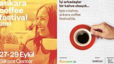 Başkenti kahve kokusuyla uyandıran Ankara Coffee Festival'in biletleri satışa çıktı