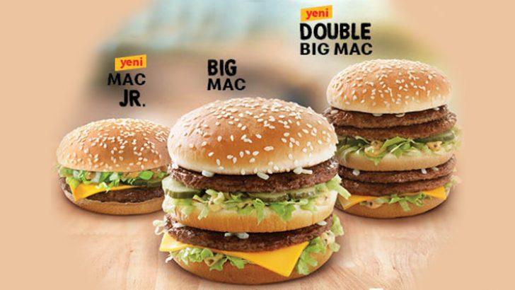 Üç boyutlu Big Mac
