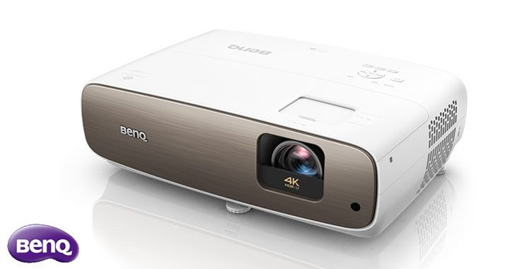 BenQ, Dünyanın İlk DCI-P3 Renk Gamına Sahip Kompakt 4K HDR-PRO DLP Kısa Mesafe Yansıtmalı Ev Sineması Projektörünü Tanıttı