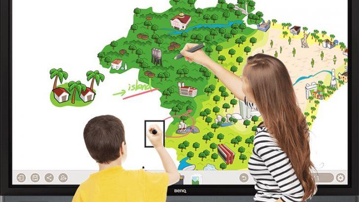 BenQ, Google for Education bünyesindeki Entegre Çözümler Girişimi'ne Katıldı