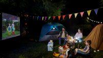 BenQ Taşınabilir Kablosuz LED Projektör Aileleri  Açıkhavada da Eğlenmeye ve Keşfetmeye Teşvik Ediyor