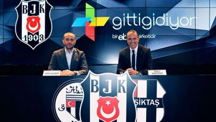 Beşiktaş ve GittiGidiyor'dan gelir ortaklığı projesi